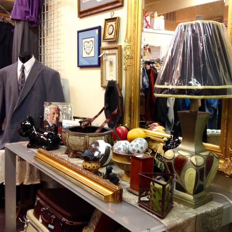 Findables Upscale Resale Store Benefits Midland Care
