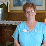 """Linnwood Park is home to people I've known for years. I'm caring for my people."" - Martha York, CNA"