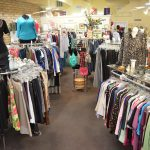 Findables is truly upscale resale: clean, organized and a joy to shop, with the great value of thrift shops.