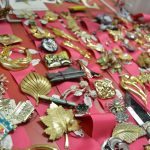 Findables stocks a wide variety of vintage costume and fine jewelry