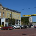 Valley Falls is a small, friendly community in Northeast Kansas founded in 1869. The city features a historic downtown area with brick streets laid during the 1920s and a variety of locally-owned businesses selling gifts, antiques and baked goods.