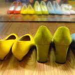 Findables stocks shoes in every color of the rainbow