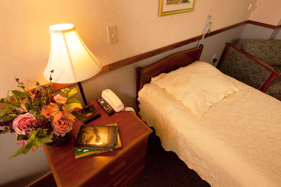 The House Of Midland Care Room